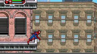 Game | ultimate spiderman gba Walkthrough 2 21 normal mode | ultimate spiderman gba Walkthrough 2 21 normal mode