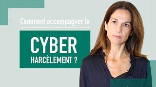 Non au harcèlement : comment accompagner les victimes de cyberharcèlement ?