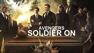 Avengers    Soldier On