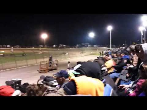 World Of Outlaws Speed Record
