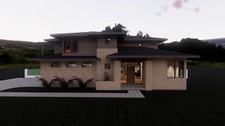 All Elevations - Fitzpatrick Residence