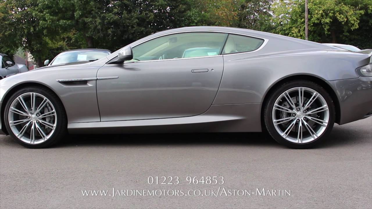 Jardine Motors Group | Aston Martin | Lancaster Aston Martin ...