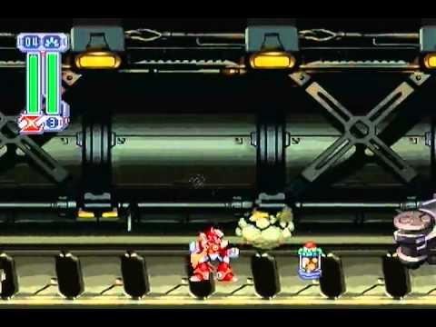 Mega Man X4 (Zero)