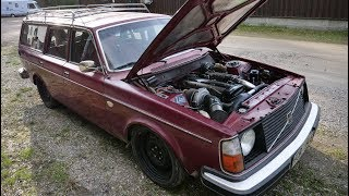 2JZ Out of my Volvo. Not exciting anymore...