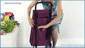 Сумка-тележка gimi bella синяя маленькая сумка, которая превращается в тележку. Размер в раскрытом виде (шхгхв) 38х22,5х69 см. Максимальный объём груза 38 литров. Максимальная нагрузка 15 кг. Сумка-тележка маленькая сумочка с большими возможностями!