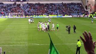Rangers 2 - Celtic 3 - Post Match Celebrations - Broony, KT, Ajer - 11 March 2018