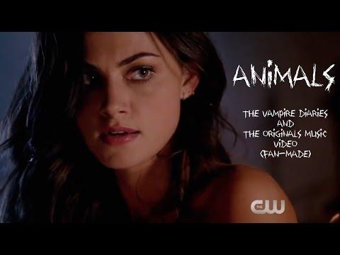 Animals - The Vampire Diaries & The Originals Music Video