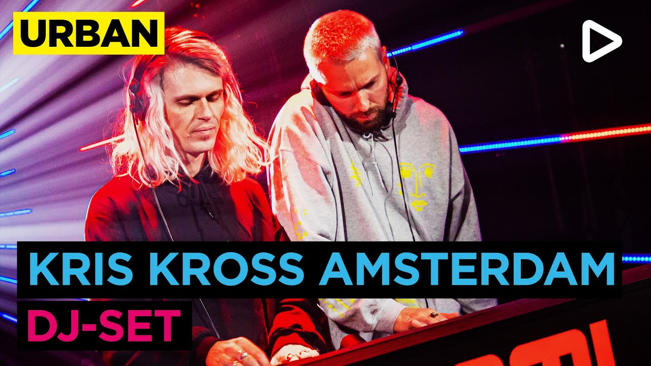 Kris Kross Amsterdam (DJ-SET) | SLAM! MixMarathon XXL @ ADE 2019