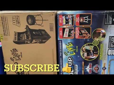 Arcade1Up NBA JAM SUPER CHEAP AT SAMS CLUB Arcade 1Up from rarecoolitems