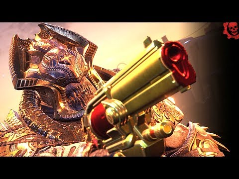 Gears of War 4 - GOLDEN GUN SPECIAL EVENT! Palace Guard Pack Openings!