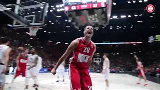 Olimpia Milano - Bamberg: The RUN 19-0!