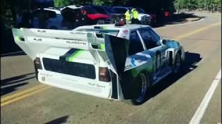 видео Электромобиль Volkswagen покорил гонку Pikes Peak