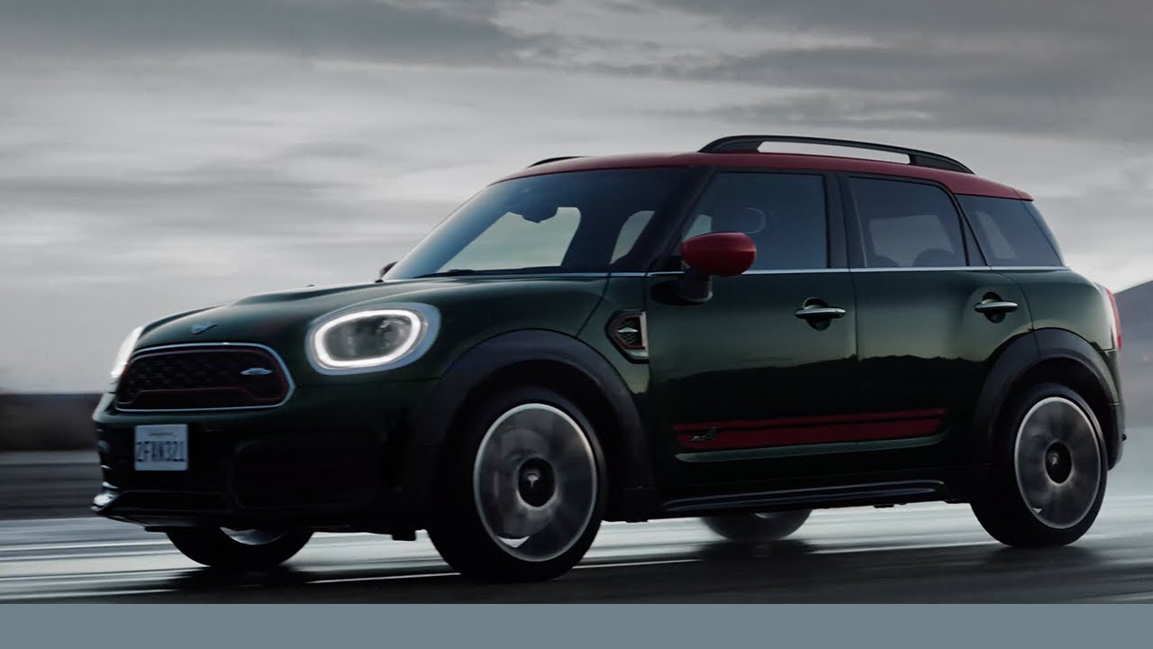 The Mini John Cooper Works Countryman Now With 306 Hp Youtube