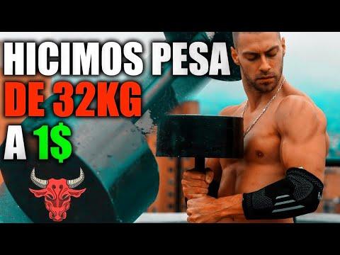 Ejercicio de Bíceps con Ligas. Cómo entrenar BÍCEPS con Ligas de Resistencia 💪из YouTube · Длительность: 2 мин40 с