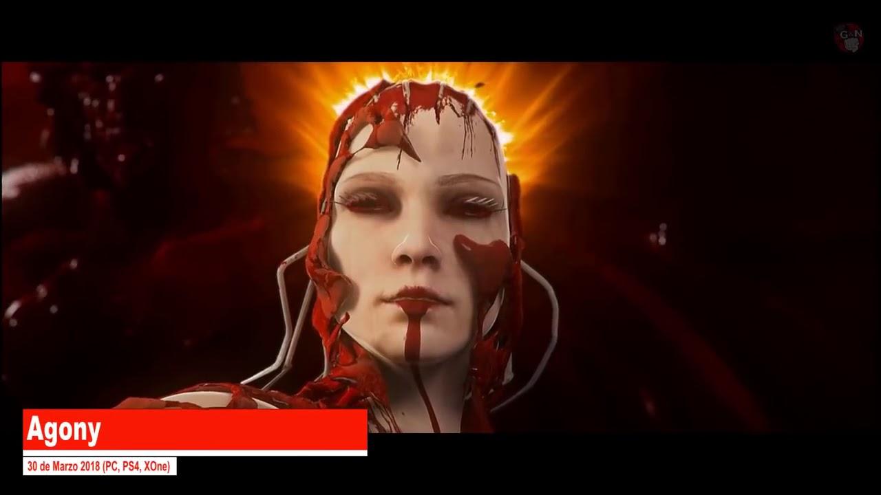 Proximos Juegos Para Ps4 2018 2019 Youtube