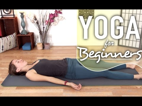 yoga for complete beginners  cool down  resting pose