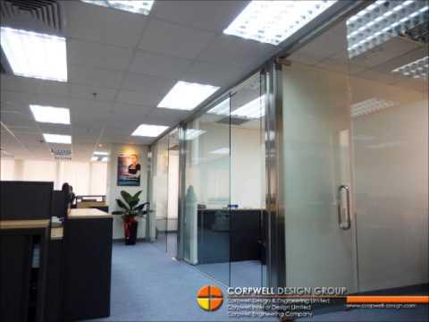 Corpwell Interior Design Ltd Fitout Job Reference