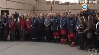 В Беларуси задержали вооруженных боевиков
