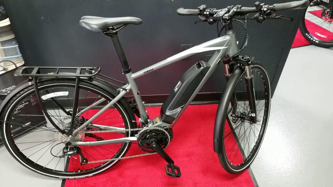 Yamaha Ist Bicycles Cross Connect At Traion Dynamics