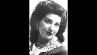 Maria Callas  Amilcare Pochielli  La Gioconda (1959)