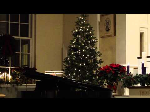 2013 Christmas Eve Service - First Reformed Church of Scotia