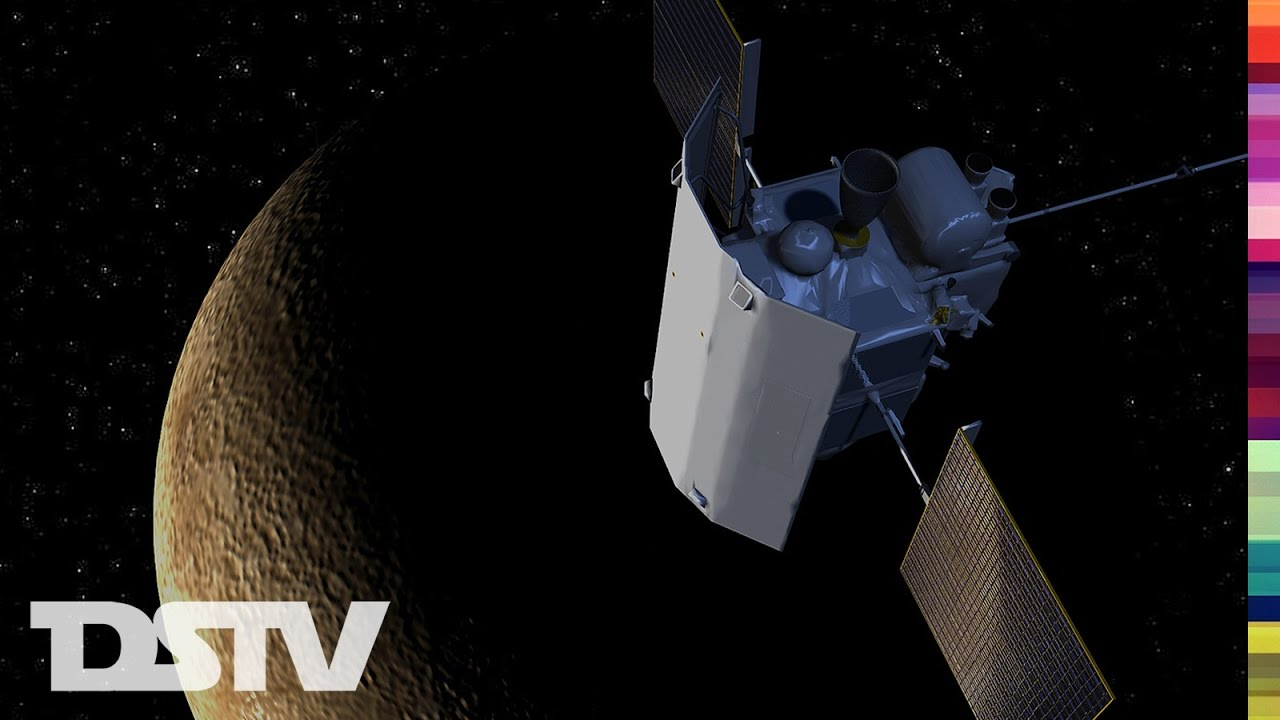 mariner 10 space probe - 940×630