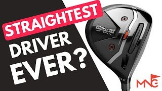 Straightest Driver Ever? TaylorMade Original One Mini Driver Review