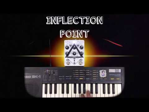 Casio SK1 into the Inflection Point from Mattoverse Electronics - Part 1