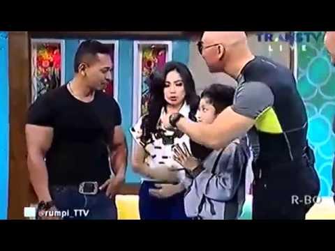 Rumpi No Secret - Deddy Corbuzier, Azka, Dan Kalina