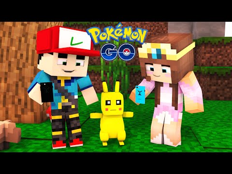 Minecraft - WHO'S YOUR MOMMY? - BABY POKEMON GO!