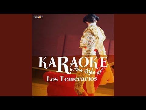 Tu Infame Engaño (Karaoke Version)