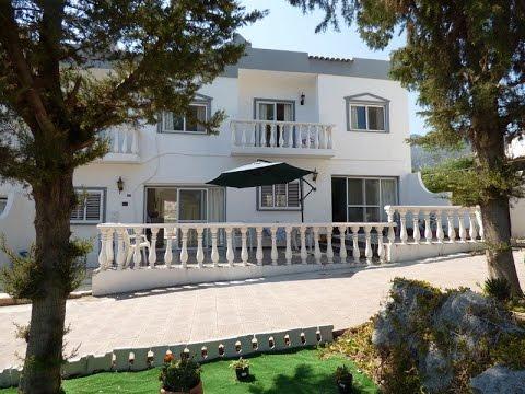 3 BEDROOM SEMI DETACHED VILLA IN CATALKOY, KYRENIA£97,000 REF NUM HP2139C