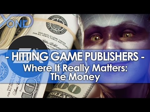 Hitting Game Publishers Where It Really Matters: The Money