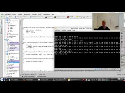 Write your own Operating System A09: TCP + a little HTTP