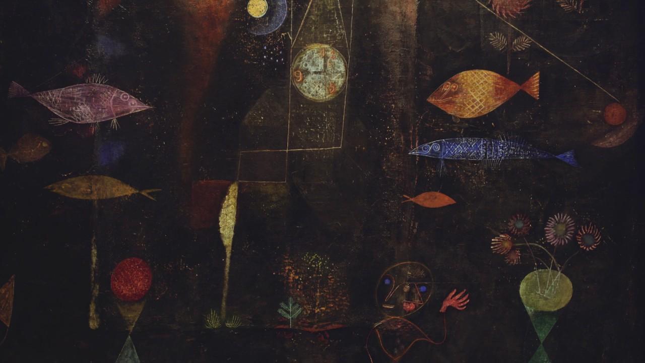 Paul Klee Und Surrealisten Wechselseitige Inspiration