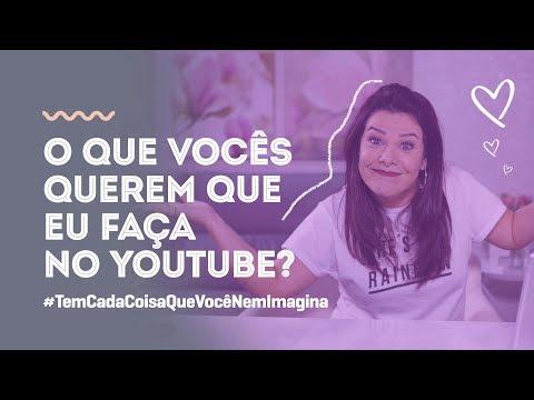 LIVE: O que vocês querem que eu faça no Youtube?