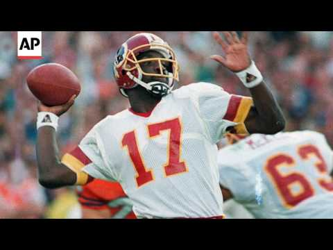 New Redskins Player Personnel Head Doug Williams: I'm Not Just A Celebrity In Charge
