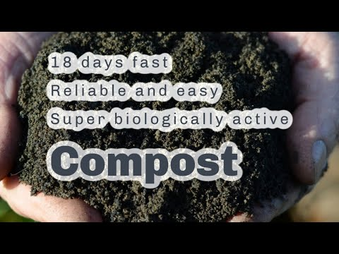 How to make awesome  Aerobic Compost