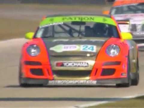 IMSA Patron GT3 Challenge-Sebring 1st Race