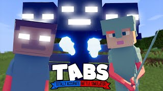 MINECRAFT vs TABS - Totally Accurate Battle Simulator