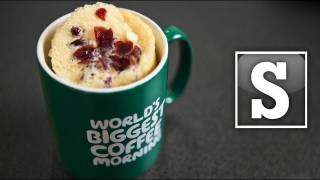 New Cake In A Mug Recipe - Sorted