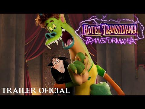 HOTEL TRANSYLVANIA: TRANSFORMANÍA | Trailer Oficial Subtitulado (HD)