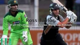 vuclip Ross Taylor - Match winning 131* off 124