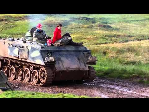 Gillooly Michael Tank Commander