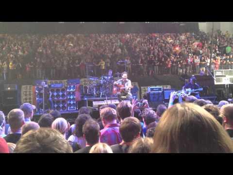 Pearl Jam at the Adams Center Missoula, MT Sept  30th 2012