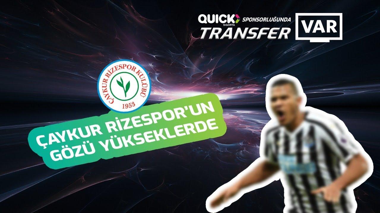 Çaykur Rizespor'un gözü yükseklerde... Tüm detayları ile #TransferVAR'da...