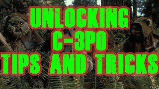 Unlocking C-3PO at Minimum of 5*! Gameplay! What Level, Mods, and Gear? SWGOH