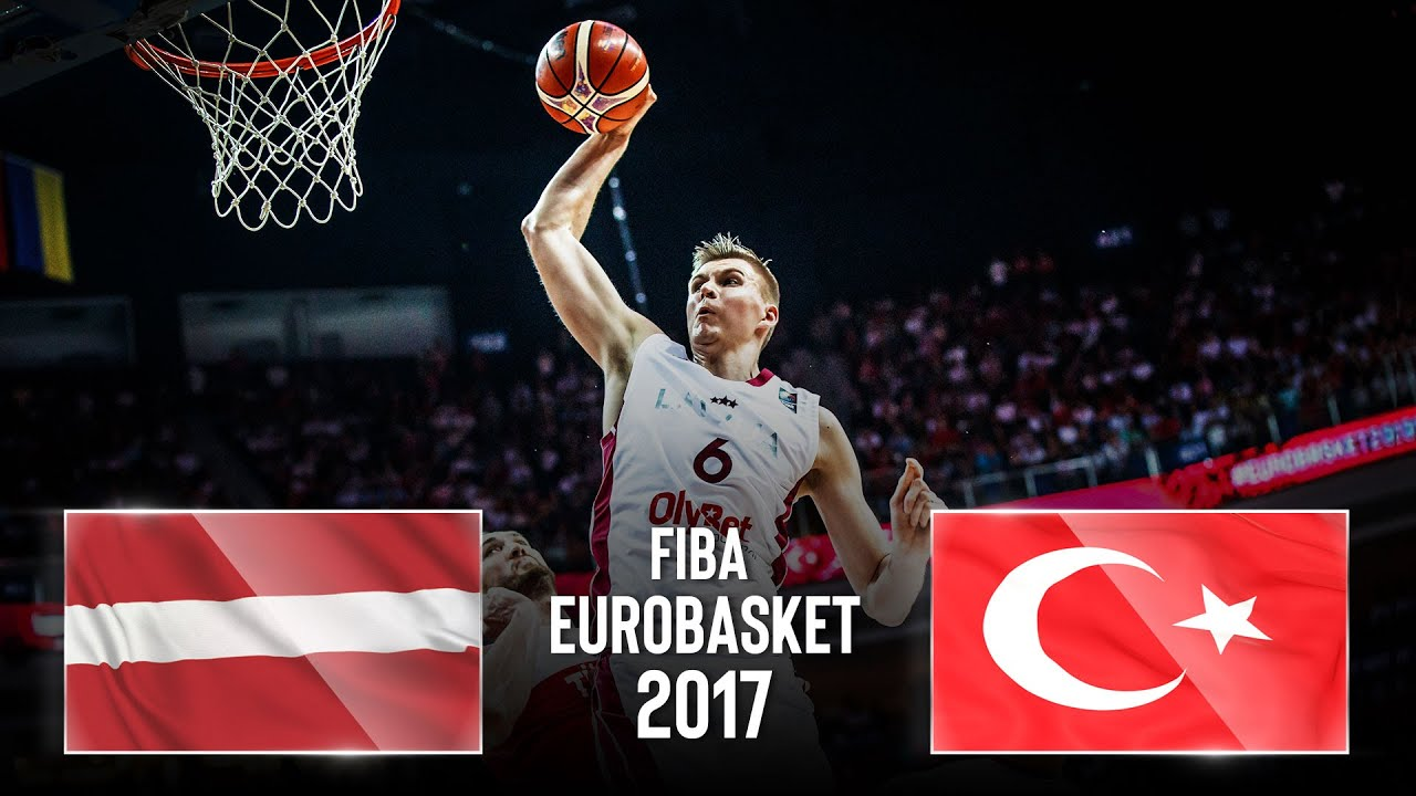 Latvia 🇱🇻 v Turkey 🇹🇷 | Classic Full Games