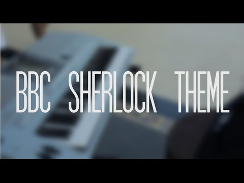 BBC Sherlock Theme (Indian Version) | Tushar Lall | The Indian Jam Project