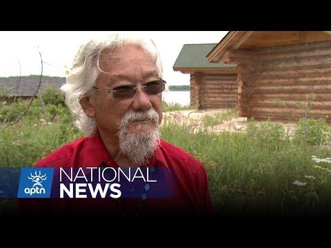 Full Interview: David Suzuki in Grassy Narrows | APTN News